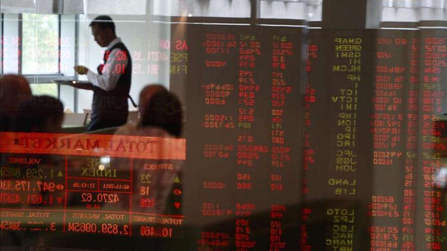 Singapur encabeza las pérdidas de las bolsas del Sudeste Asiático