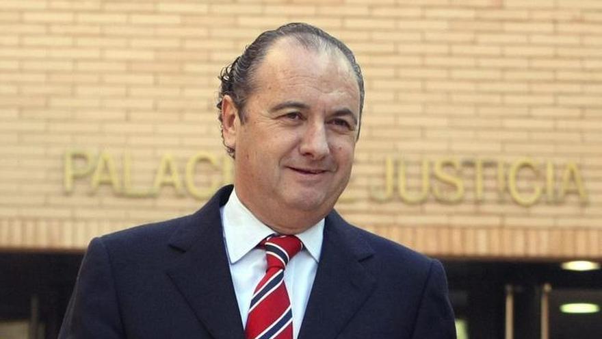 Procesan al expresidente de la Diputación de Alicante por el plan de gestión de residuos