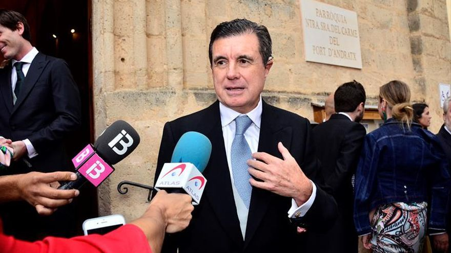 """Matas asume """"la responsabilidad política"""" de las autopistas de Ibiza"""