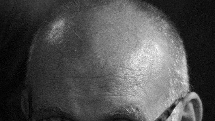 El cineasta y escritor Mario Camus.    Matías Nieto