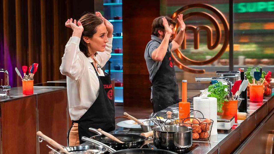 Toñi Prieto defiende 'MasterChef Celebrity' de la 'ensalada' de quejas