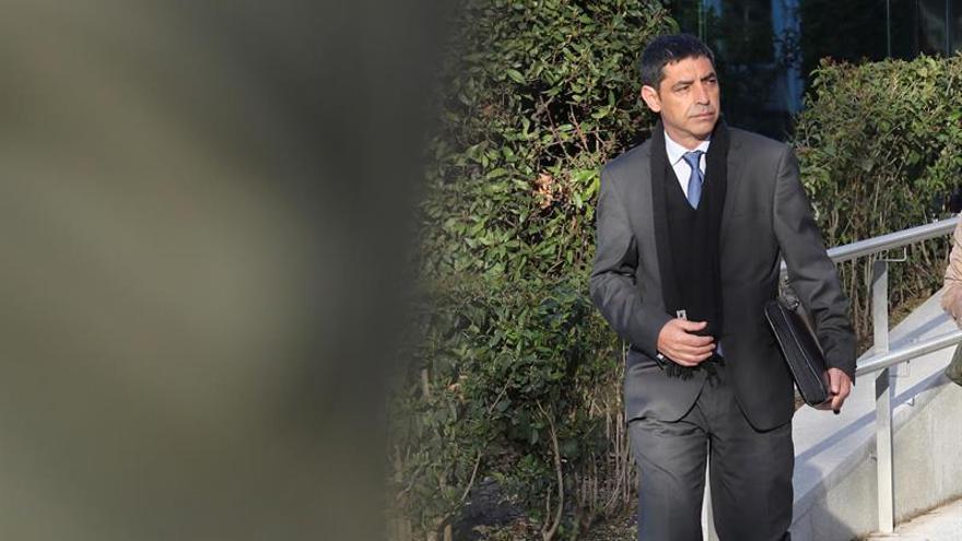 La Audiencia Nacional revisa si puede juzgar a Trapero y a otros tres investigados por el 1-O