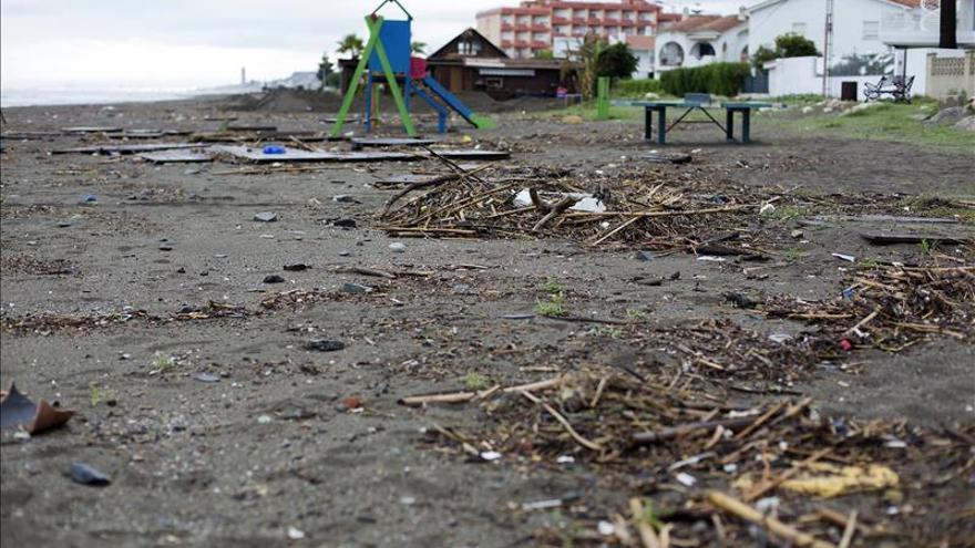 El Gobierno destina 4,5 millones de euros para daños en la costa mediterránea y atlántica