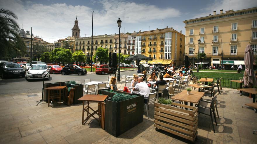 València Duplica En Un Año Las Sanciones A Terrazas Pero