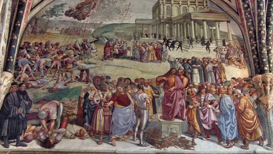 Obediencia o apocalipsis: la estrategia de la disuasión