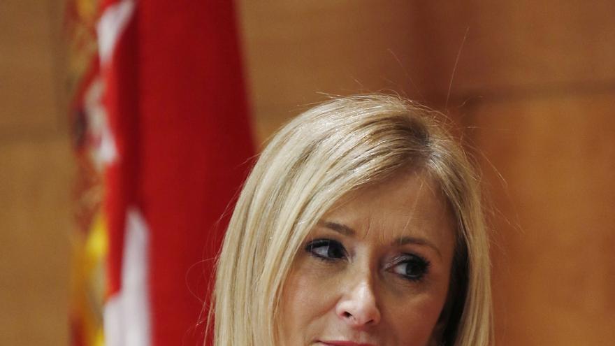 """Cifuentes dice que el PP de Madrid """"se tiene que renovar"""""""
