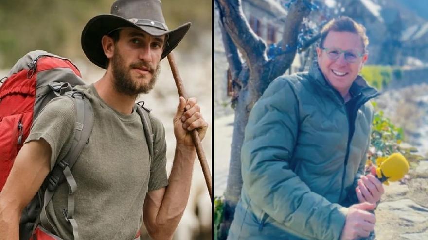 'El Paisano' Jorge Cadaval y 'Entre ovejas' se mudan en La 1 a la noche de los miércoles