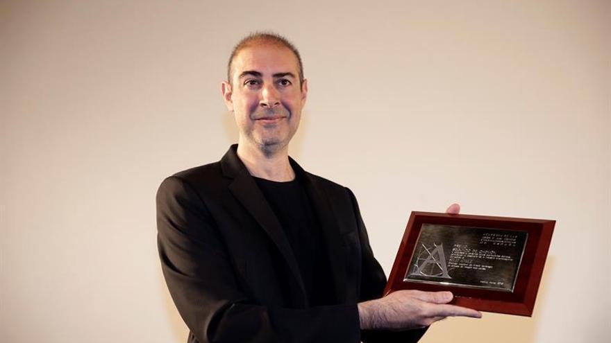 El español Marcos Fajardo recibe un Oscar técnico por su software Arnold