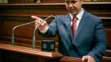 Jesús Ramos propone ante el parlamento diversificar la oferta turística y más promoción en plataformas digitales