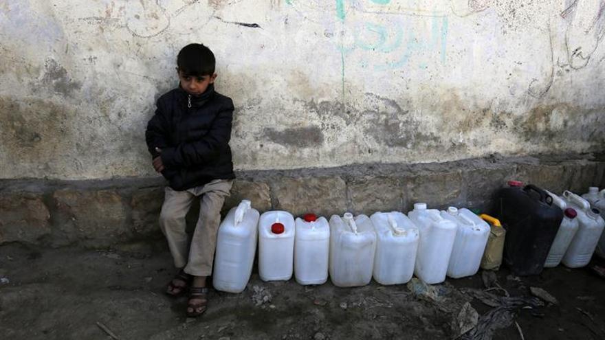 """La ONU alerta de la """"insostenible"""" situación del acceso al agua potable"""