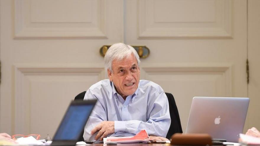Una fundación critica a Piñera por aludir a Benedetti en su discurso ante las protestas