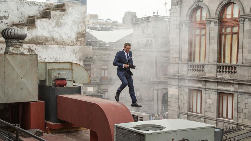 Daniel Craig vuelve a ser Bond en Spectre