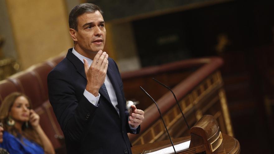 Sánchez se garantiza el apoyo de Teruel Existe y Nueva Canarias y este viernes se firmarán los acuerdos de investidura