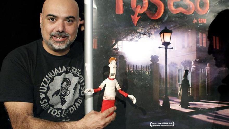 """""""Pos eso"""": cine animado artesanal, diferente, desternillante,""""gore"""" y español"""