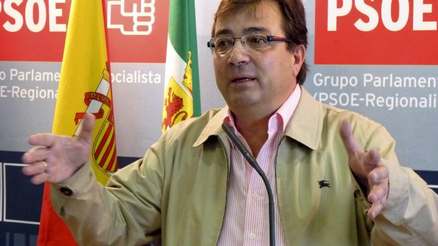 """Vara exige a Cataluña que """"devuelva"""" los 150.000 emigrantes extremeños"""