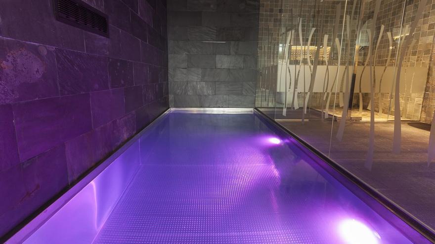 7 Habitaciones De Hotel Con Piscina Privada - Habitaciones-con-piscina-dentro