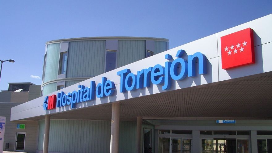 Hospital de Torrejón (Madrid) que adquirió Sanitas en 2012.