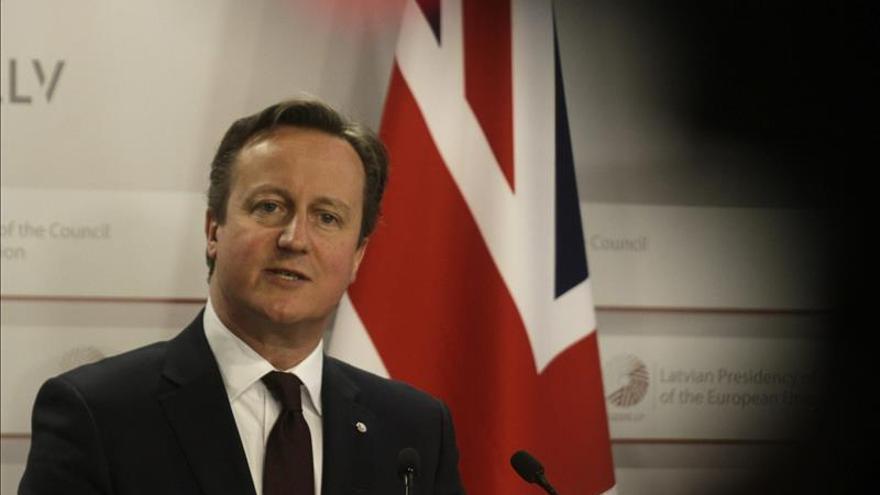 Cameron promete a Nigeria apoyo para combatir a Boko Haram