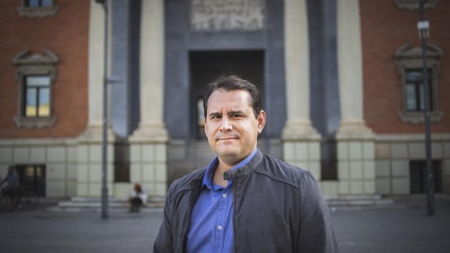 Sergio Ramos, candidato en la primaria de Cambiemos Murcia por IU-Verdes