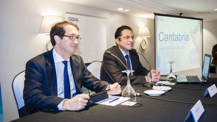 Cantabria crecerá en torno al 2,6% en 2015 y 2016, menos que la media, según BBVA Research