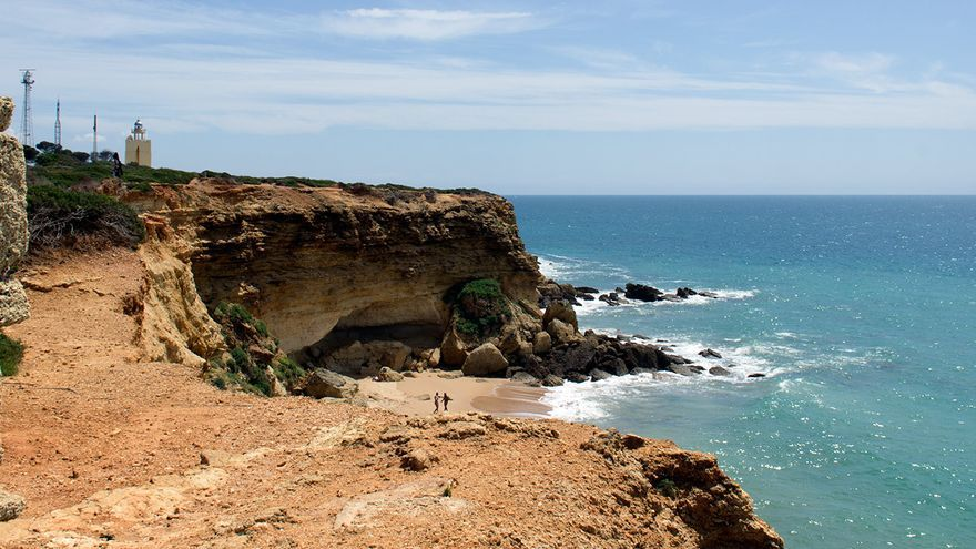 Calas de Roche. / Patronato de Turismo de Cádiz