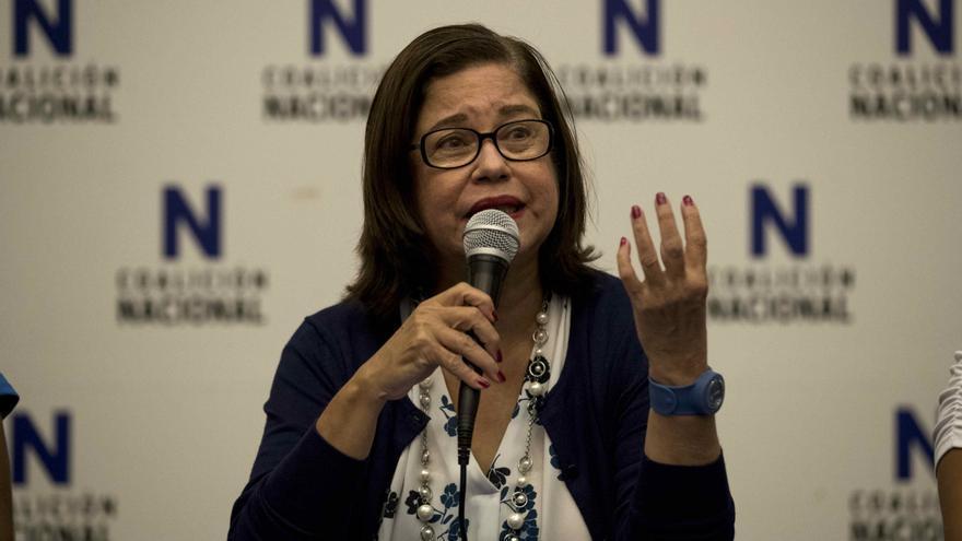 La CIDH urge al Estado de Nicaragua informe sobre la ubicación de una opositora detenida