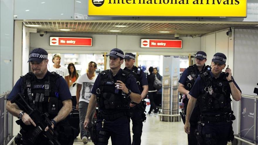 Una británica detenida con su bebé por presunto terrorismo ligado a Siria