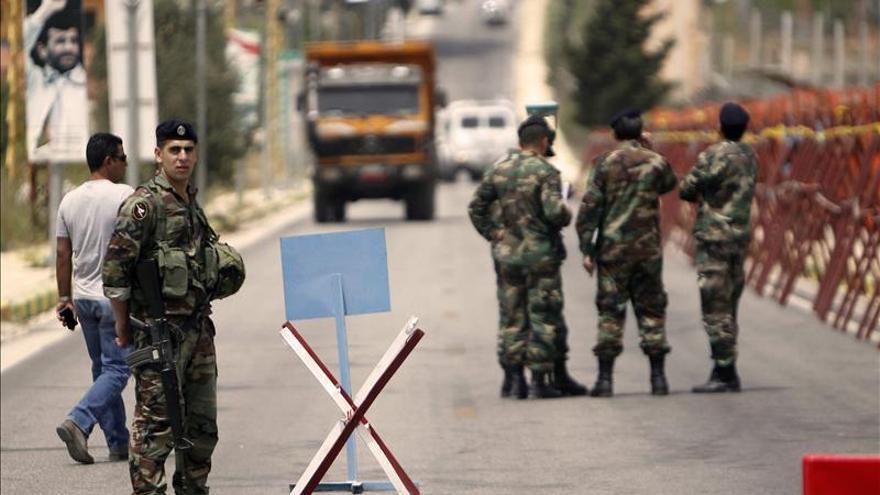 Israel aumenta sus patrullas y vuelos en la frontera con el Líbano