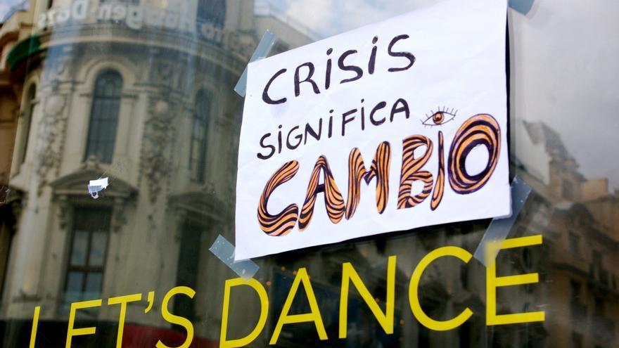 Cartel de protesta. | Gaelx