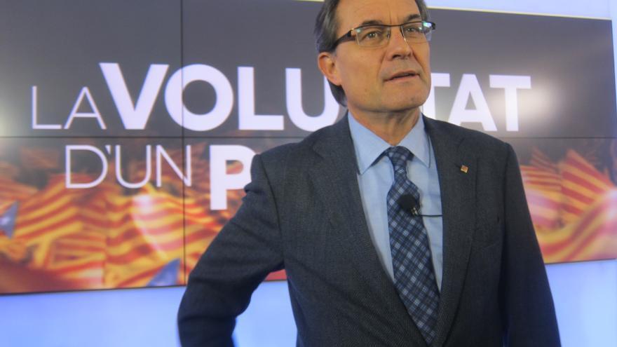 """Artur Mas ve """"partidista"""" que el PSOE secunde la huelga porque no lo hizo en la era Zapatero"""