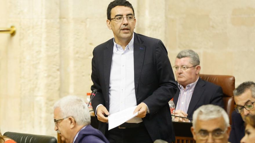 """Mario Jiménez: El cambio de posición sobre el CETA y sus """"consecuencias políticas"""" corresponden a la dirección del PSOE"""