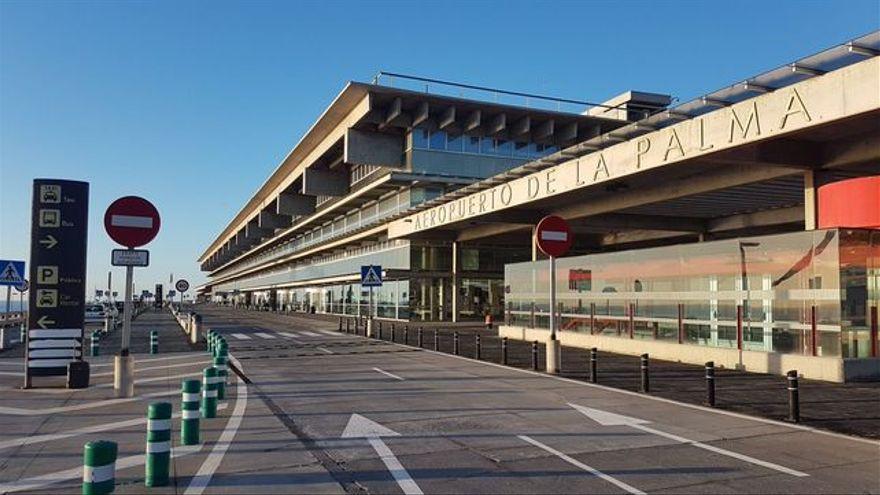 Aena licita el servicio de seguridad privada para el Aeropuerto de La Palma junto a Tenerife Norte y Tenerife Sur