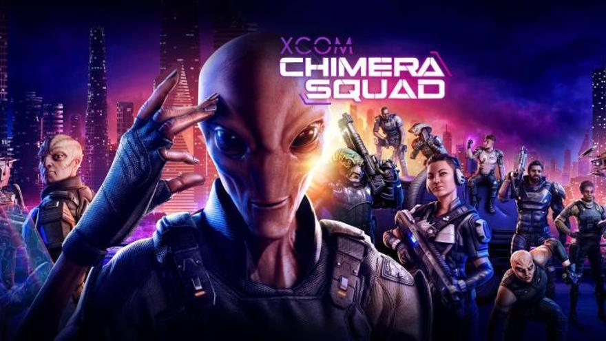 Foto del videojuego XCOM, cedido por la distribuidora 2K Games.