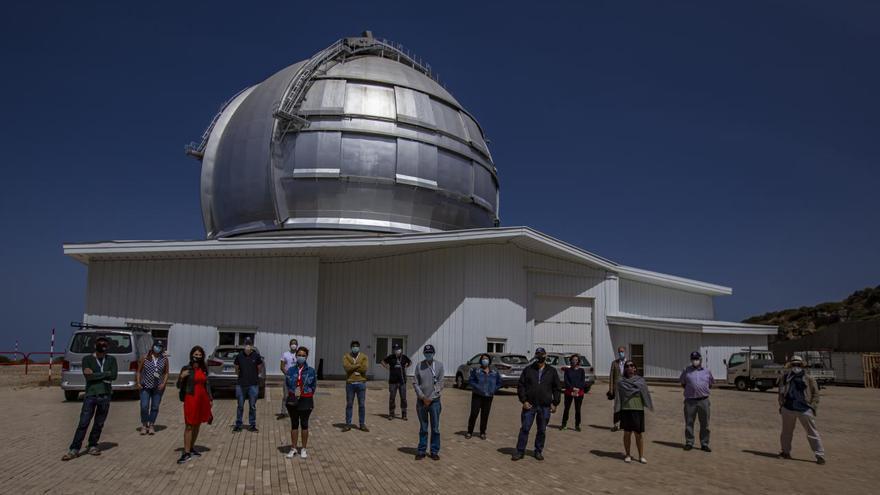 La Astronomía y la Literatura se unen de nuevo en La Palma
