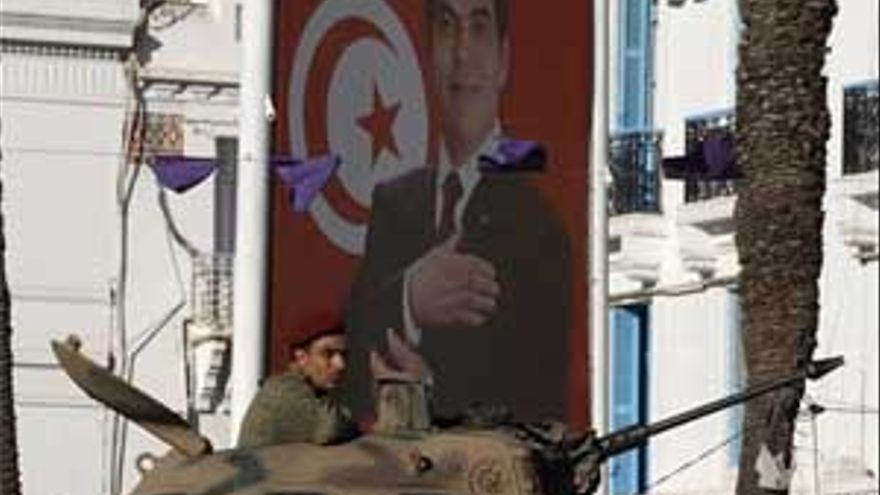 Situación de tensión en Túnez. (EUROPA PRESS)