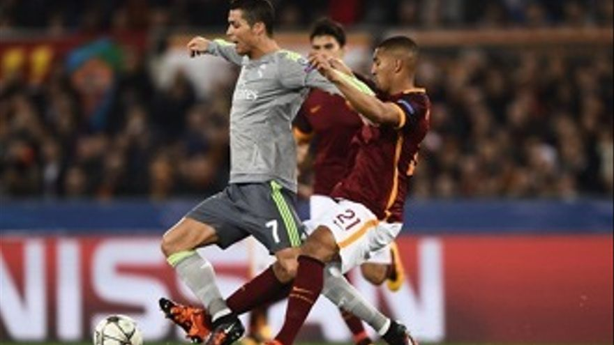 El resumen del Roma-Madrid de Champions eleva la noche de Mega