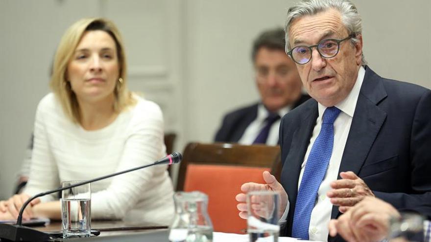 El presidente de la Comisión Nacional de los Mercados y la Competencia, José María Marín. EFE/ Cristóbal García