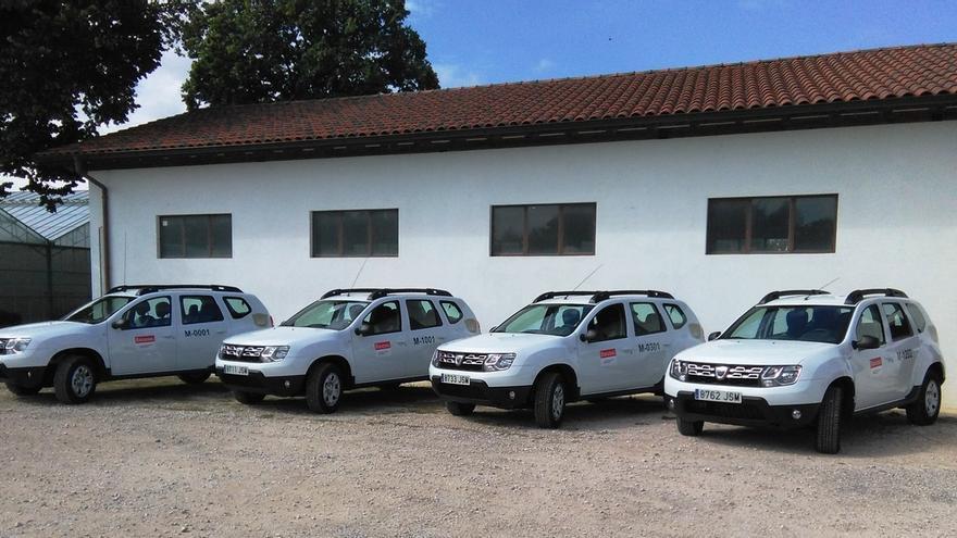Medio Ambiente adquiere cuatro nuevos vehículos 'todo-camino' para Guarderío Forestal