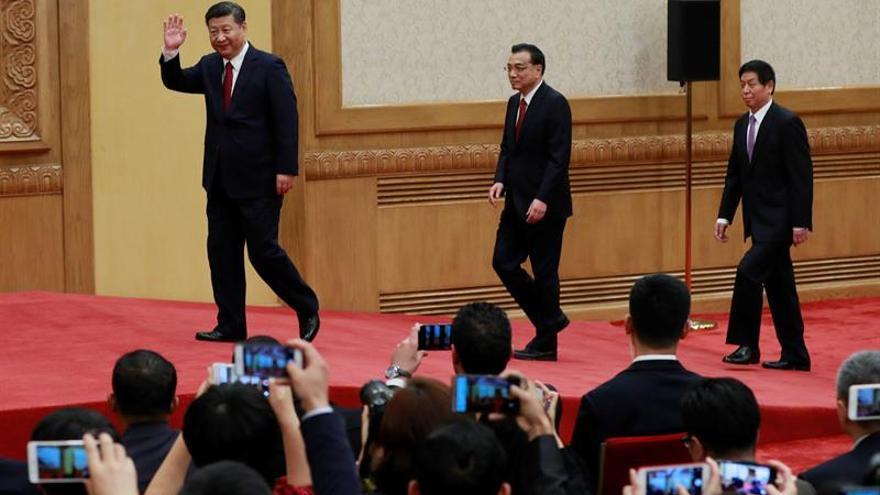 El Partido Comunista Chino difundirá el ideario del congreso que consolidó a Xi