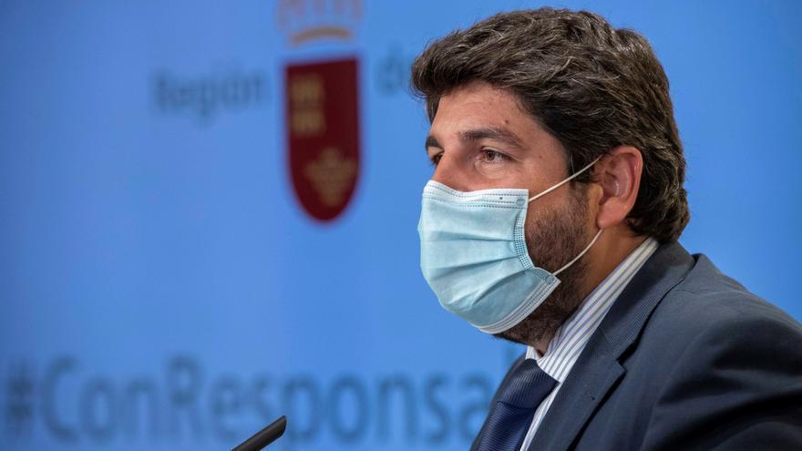 Murcia limita los ocupantes en los vehículos por los contagios en el transporte laboral