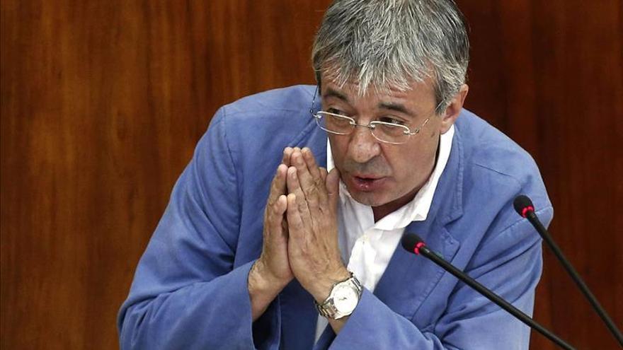 """Gregorio Gordo asegura que  """"había una operación para liquidar IU en Comunidad de Madrid"""""""