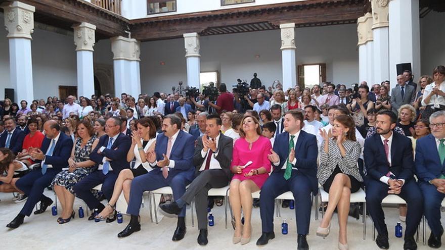 Los consejeros y consejeras del Gobierno de Castilla-La Mancha