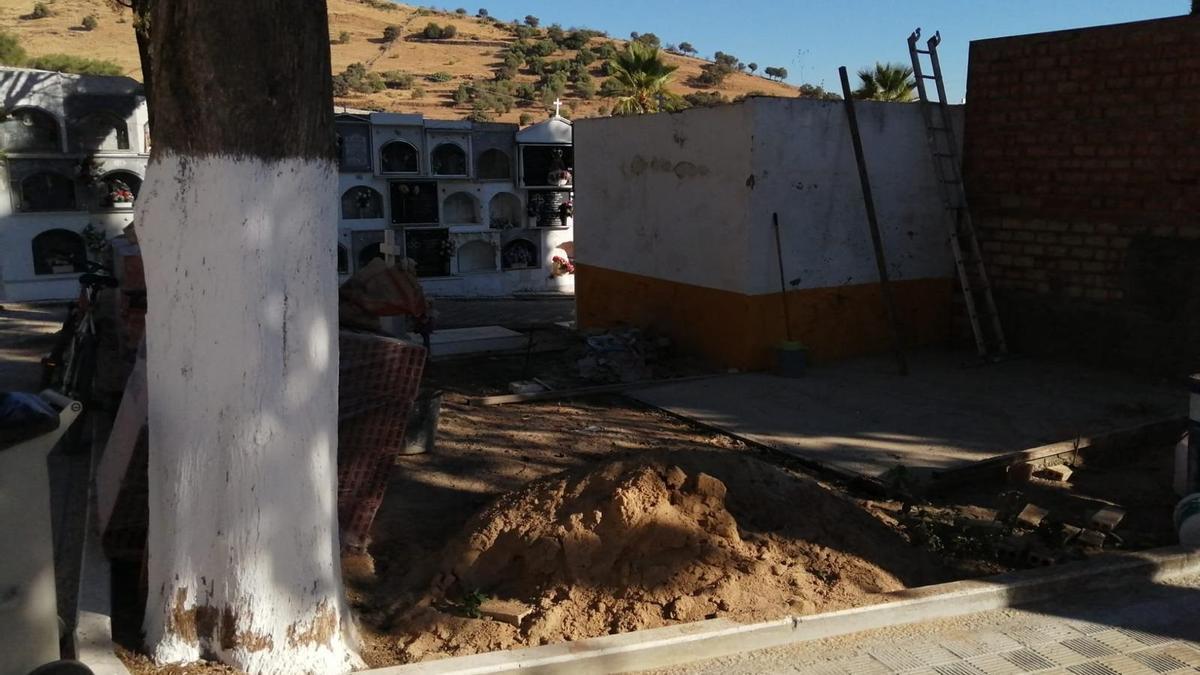Cementerio de Almadén