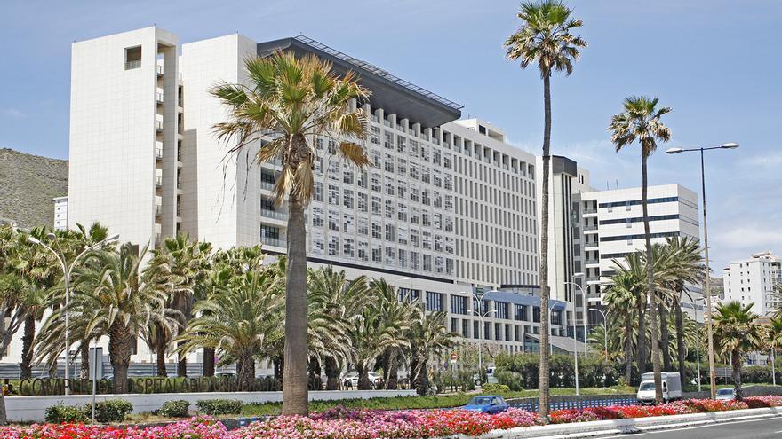 Hospital Insular de Las Palmas de Gran Canaria.