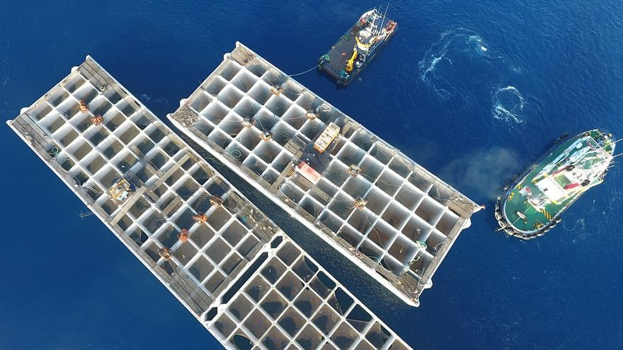 IHCantabria participa en desarrollo de un sistema de control del fondeo de estructuras en obras marítimas