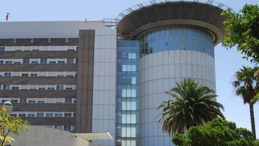 El HUC, en La Laguna, hospital de referencia para la población del norte de Tenerife