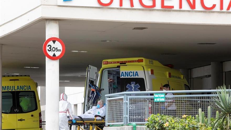 El complejo Hospitalario Universitario Insular-Materno Infantil.
