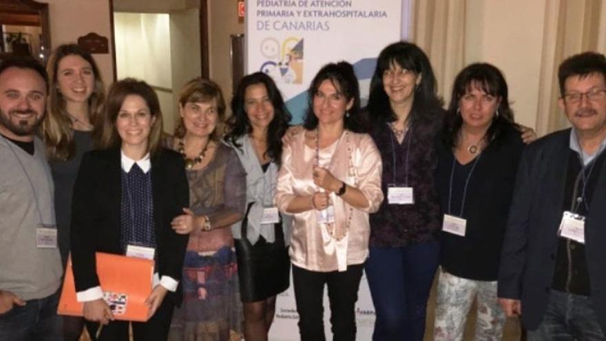 Asociación de Pediatría de Canarias