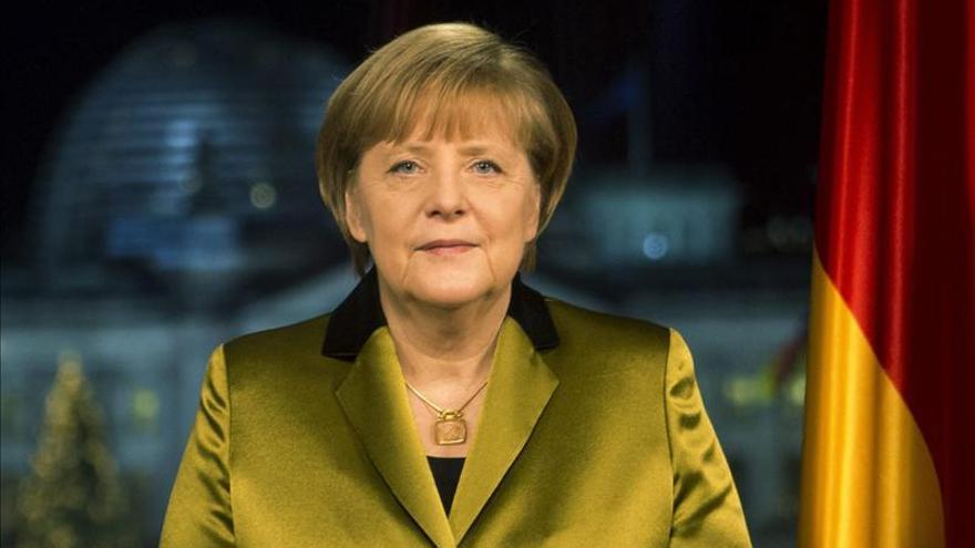 La política de inmigración, primer roce en la coalición del gobierno de Merkel