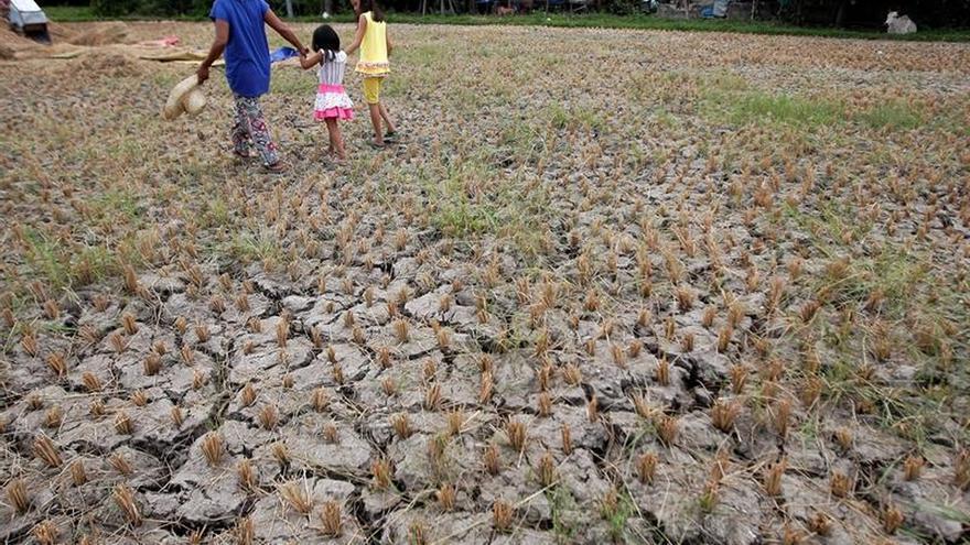 Las poblaciones menos desarrolladas son las más afectadas por el cambio climático, según informe